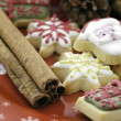 Stock Photo: Christmas Treats