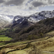 Stock Photo: Lake District in Winter