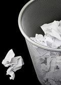 Cubo de basura — Foto de Stock
