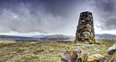 Lank Rigg Summit — Stock Photo