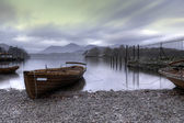 Early Morning Derwentwater — Stock Photo