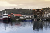 Oban Harbourside — Stock Photo