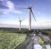 Moota Wind Farm — Stock Photo