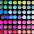 Foto Stock: Eyeshadow kit