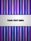 Modello moderno-blu al vettore rosa ritaglio linee grafiche o il sito web layout — Vettoriale Stock