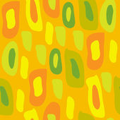 Seamless texture of colored spots — Stock Vector