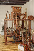 Jacquard loom — Stock Photo