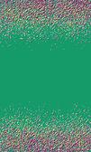 Abstraktní banner s granule. vektorové ilustrace. — Stock vektor