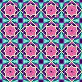 Oryantal geleneksel süsleme, Doğu seamless modeli. geometrik — Stok Vektör
