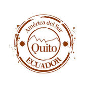 Quito, Equator — Stock Vector