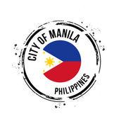 Pul Filipinler — Stok Vektör