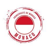 Monako — Stock vektor