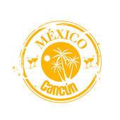 México, Cancún — Stock Vector