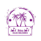 Ibiza, Balearic Islands — Stock Vector