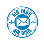 Air Mail — Vettoriale Stock