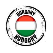 Flag of Hungary — Stock Vector