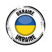 Flag of Ukraine — Stock Vector