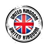 Flag of United Kingdom — Stock Vector