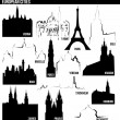 Royalty-Free Stock Vector Image: City of Europe