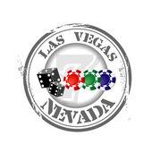 Las Vegas, Nevada — Stock Vector