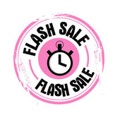 Flash Sale — Stock Vector