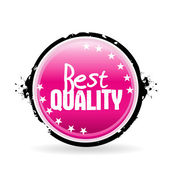 Stamp Best quality — Stock Vector