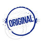 Stamp original — Stock Vector