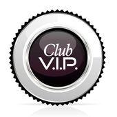 Medaille v.i.p. club — Stockvector