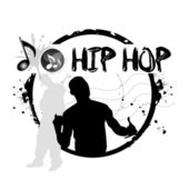 Stamp Hip hop — Stock Vector