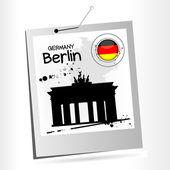 Berlim — Vetor de Stock