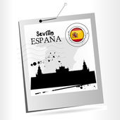 Sevilla — Vector de stock