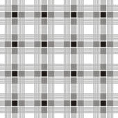 Controleer en vierkant, tien — Stockvector