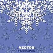Vector Holiday background — Vector de stock