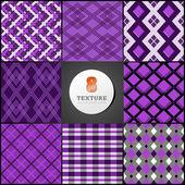 текстура ящик в фиолетовом — Cтоковый вектор