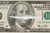 Drugs and Money — Stock Photo