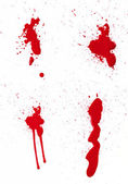 Blood Spatter III — Stock Photo
