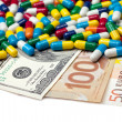 Royalty-Free Stock Photo: Pay For Your Meds