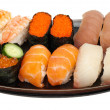 Tasty set of sushi — Stock Photo