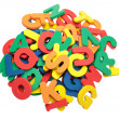 Colorful ABCs - Stockfoto