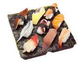 Sushi Set of Nine — Stock Photo