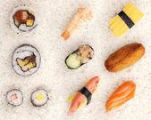 Suşi pirinç — Stok fotoğraf