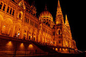 Budapest Parliament building (detail) — Foto Stock