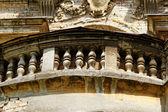 Las ruinas del castillo de tura — Foto de Stock