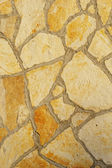Large texture of stone wall — Stock Photo