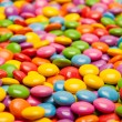 Multi colored candies — Stock Photo