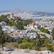 Stock Photo: Panoramof Athens from Acropolis