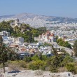 Panoramof Athens from Acropolis — Stock Photo #14789511