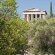 Greece. Athens. Acropolis. Old temple Agora — Stock Photo #14881639