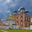 Russia Ryazan Kremlin — Stock Photo
