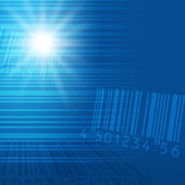 Image of the bar code — Stock Photo